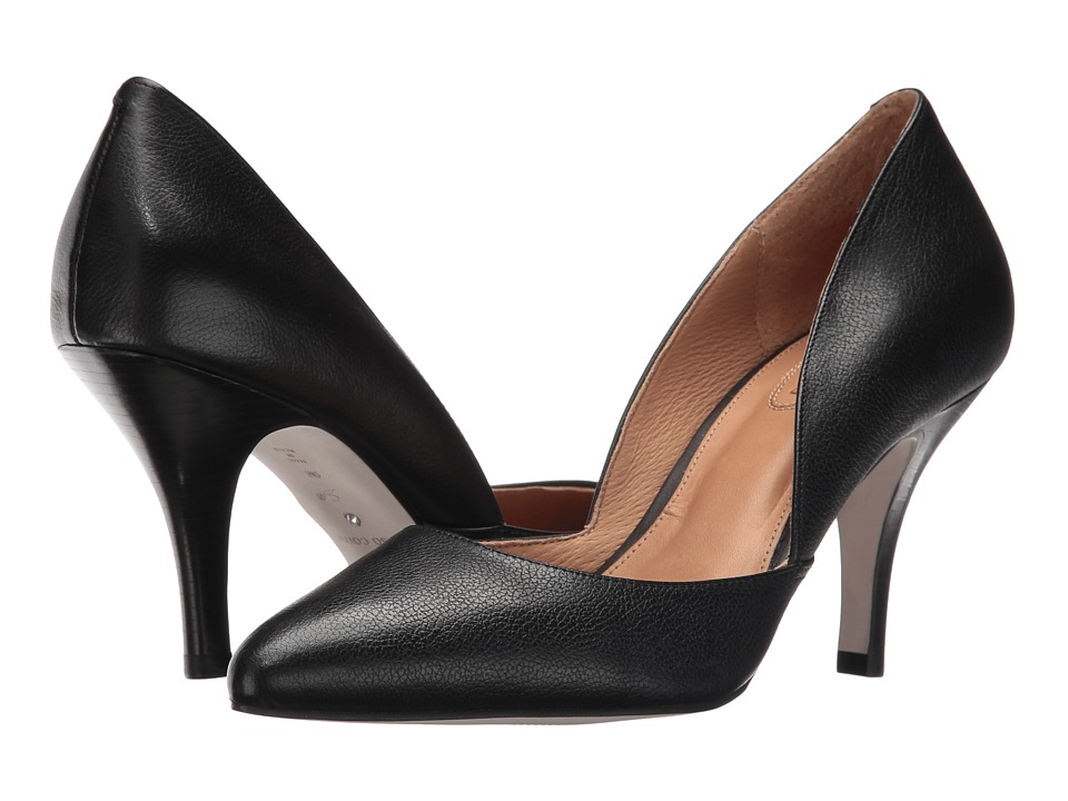 Corso Como - Charity (Black Soft Tumbled Leather) Women's Shoes