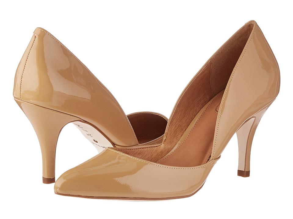 Corso Como - Charity (Beige Patent) Women's Shoes