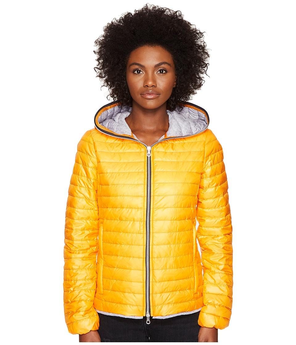 DUVETICA - Eeria Full Zip Hoodie (Zucca) Women's Coat