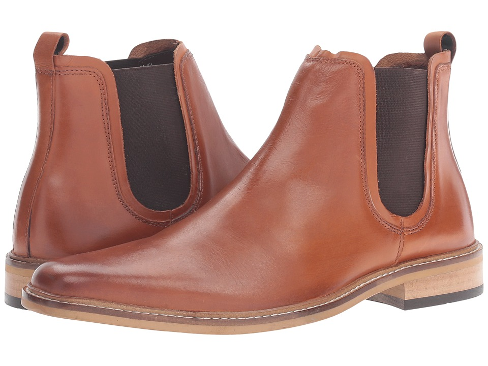 Dune London Malaga (Tan Leather) Men
