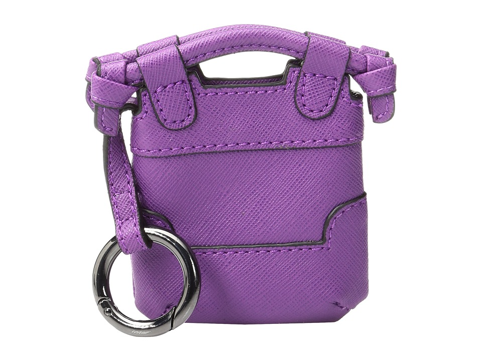Foley & Corinna - City Eclipse Keychain (Grape Yumyum) Handbags