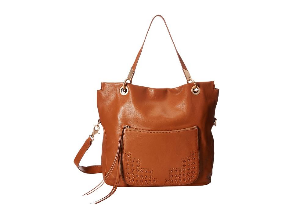 Foley & Corinna - Stevie Tote (Honey Brown) Tote Handbags