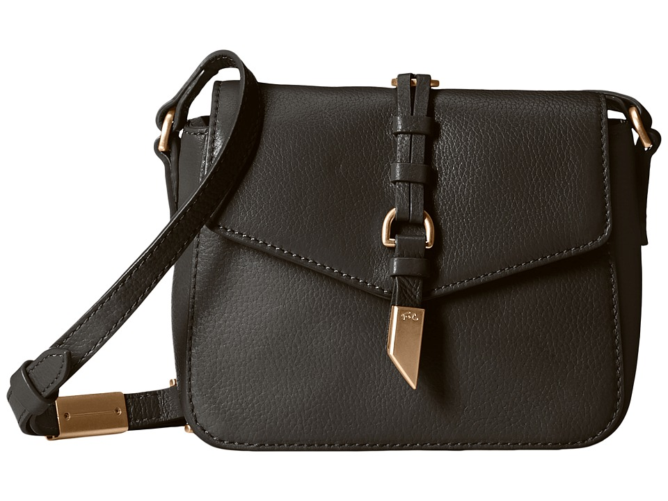 Foley & Corinna - Joni Crossbody (Black) Cross Body Handbags