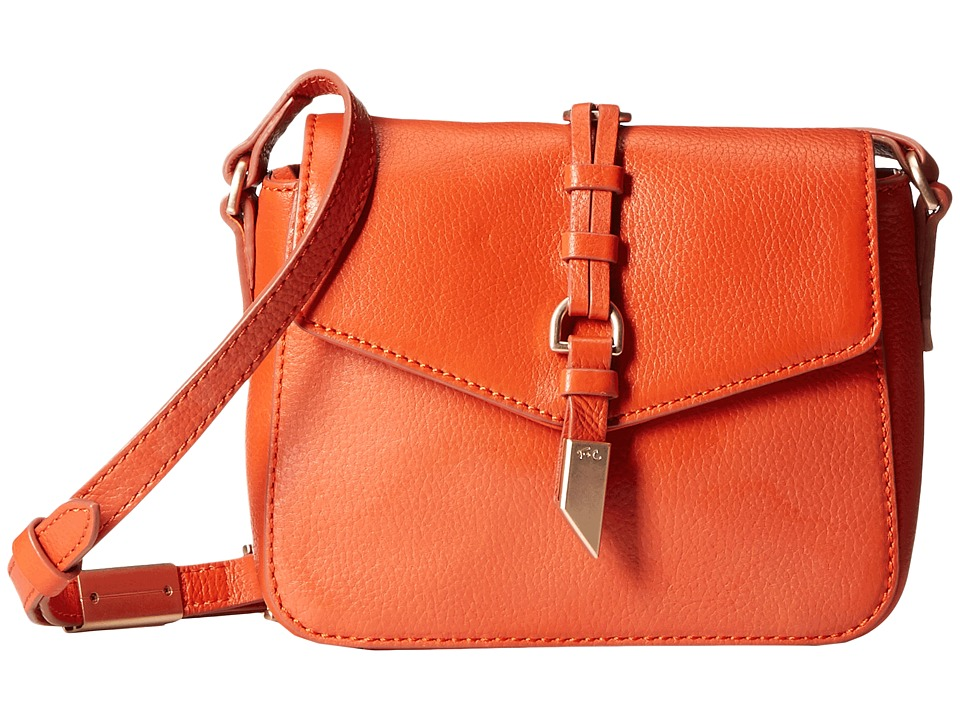 Foley & Corinna - Joni Crossbody (Papaya) Cross Body Handbags