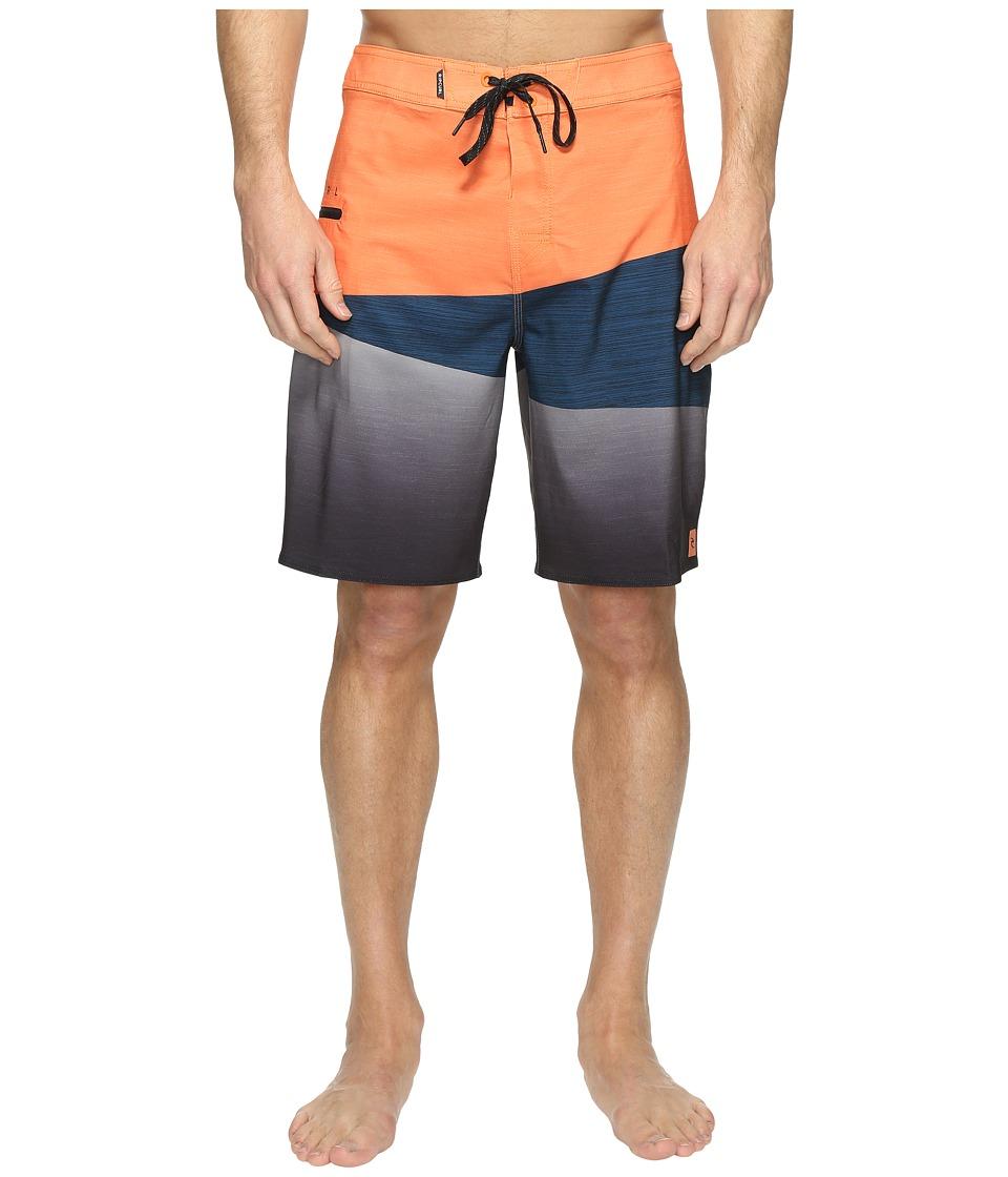Rip Curl Mirage Wedge Boardshorts (Orange) Men