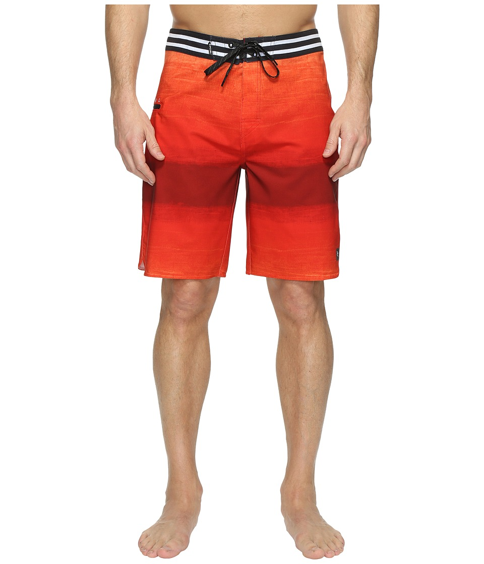 Rip Curl Mirage Revert Boardshorts (Red) Men