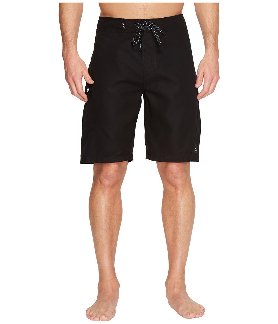 Rip Curl Dawn Patrol Boardshorts (Black) Men