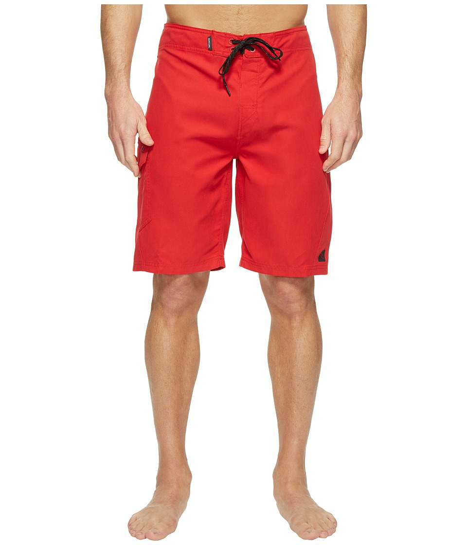 Rip Curl - Dawn Patrol Boardshorts (Red) Men's Swimwear