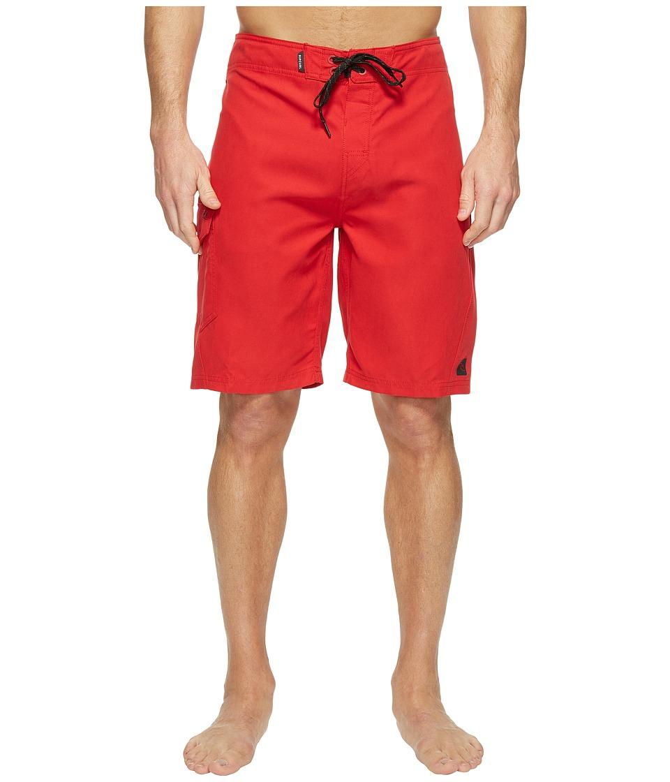 Rip Curl Dawn Patrol Boardshorts (Red) Men