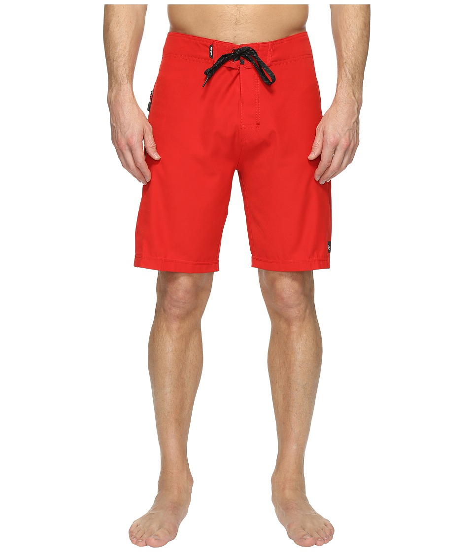 Rip Curl - Mirage Core Boardshorts (Red) Men's Swimwear