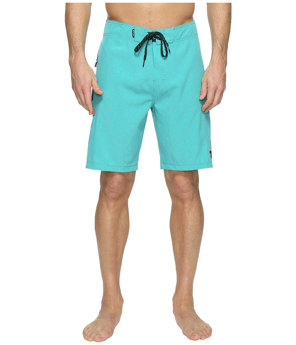 Rip Curl - Mirage Core Boardshorts (Teal) Men's Swimwear