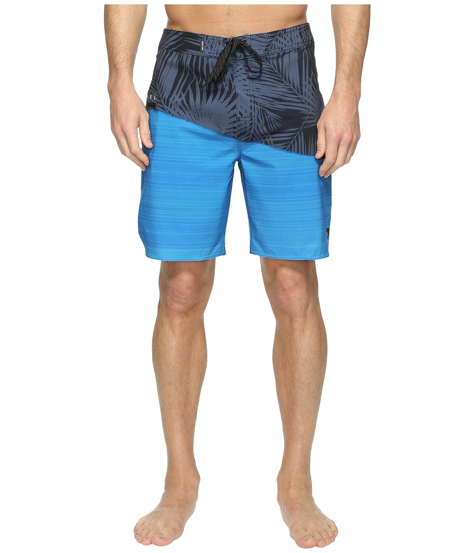 Rip Curl - Mirage Gravity Boardshorts (Blue) Men's Swimwear