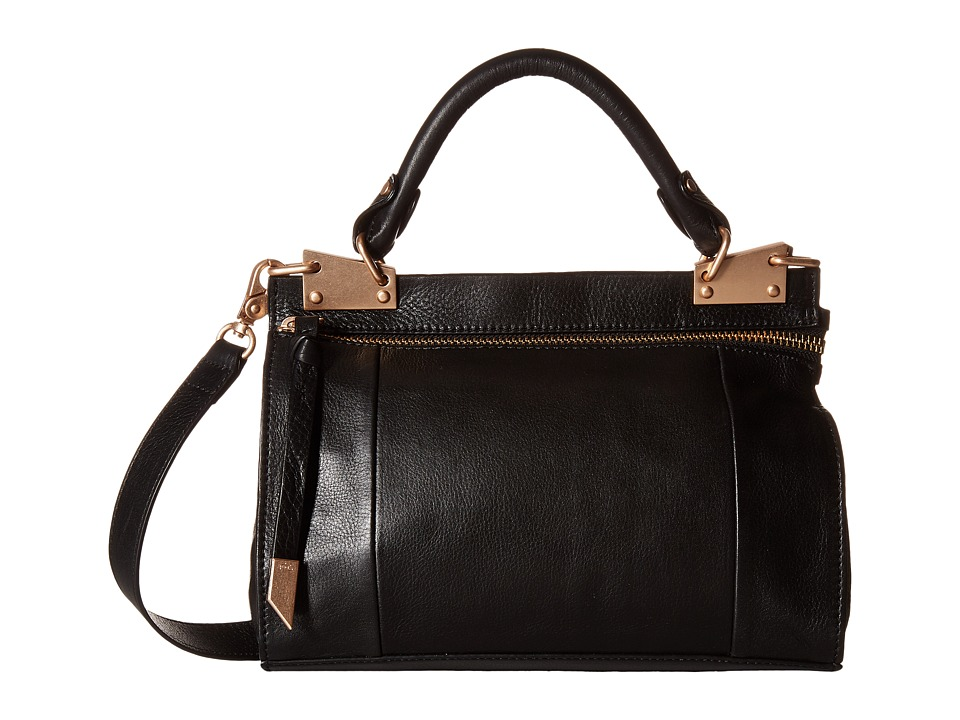 Foley & Corinna - Dione Mini Messenger (Black) Messenger Bags
