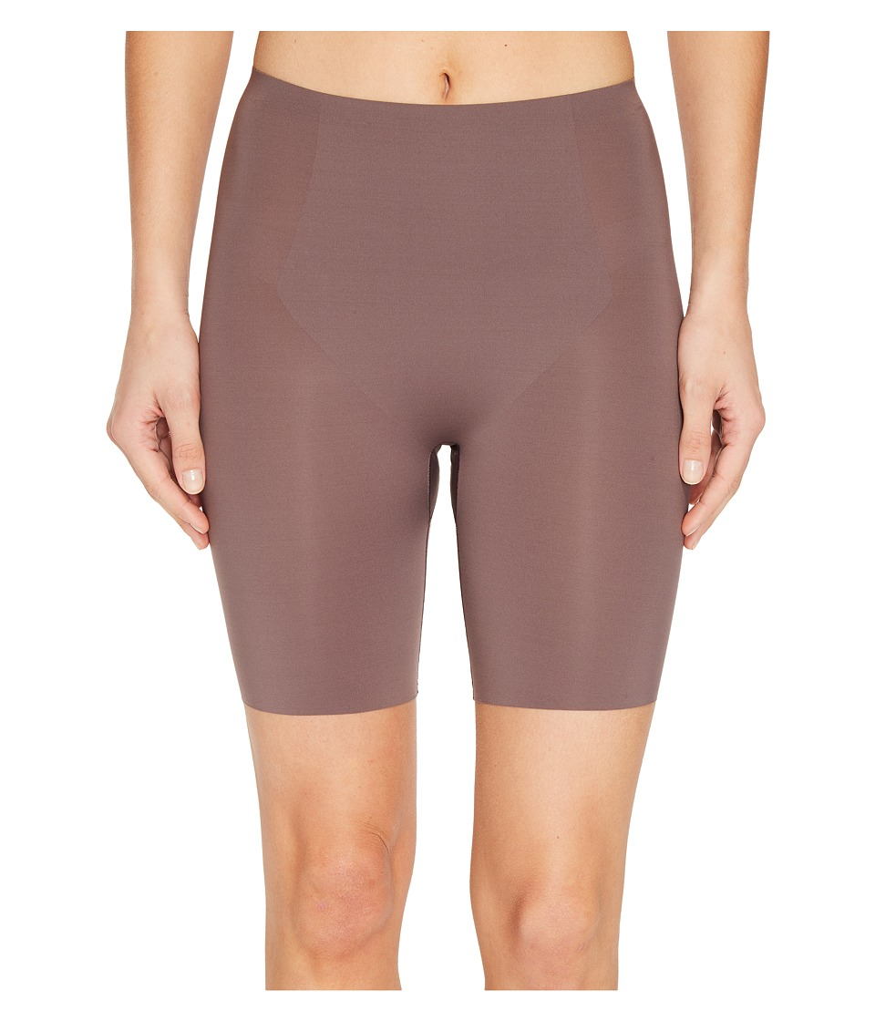Spanx - Thinstincts Mid-Thigh Short (Umber Ash) Women's Underwear