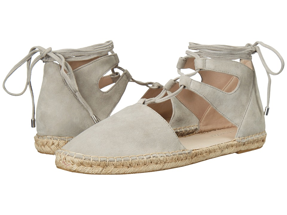 Kenneth Cole New York Beverly (Light Grey Suede) Women