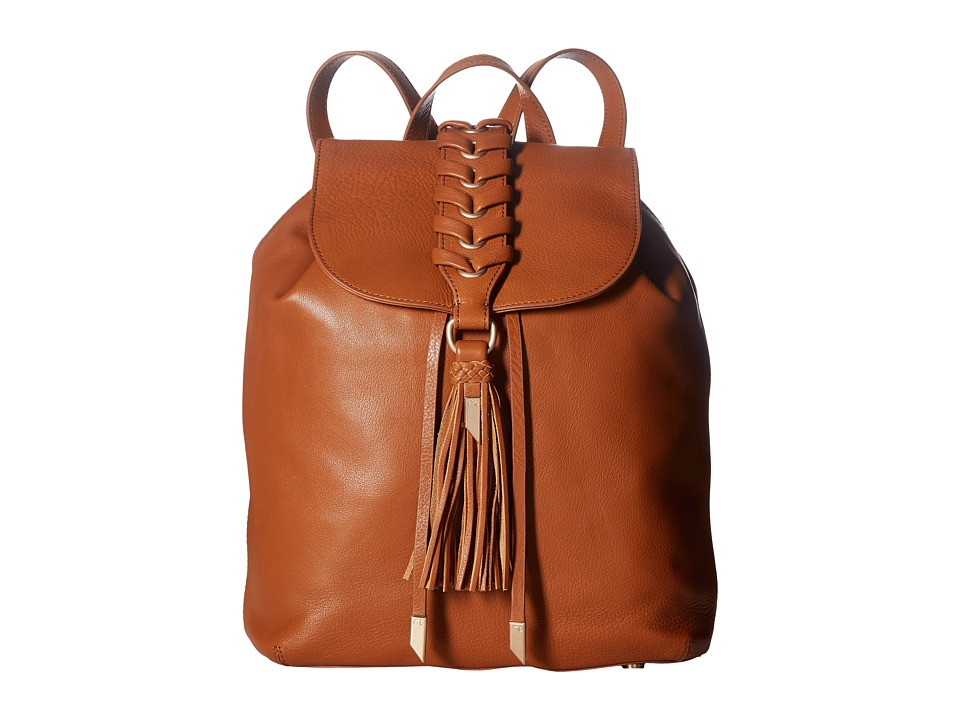 Foley & Corinna - La Trenza Backpack (Honey Brown) Backpack Bags