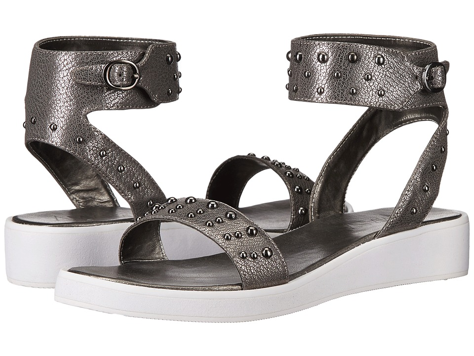 Amiana 15-A5452 (Little Kid/Big Kid/Adult) (Pewter Iridescent Tumbled) Girl