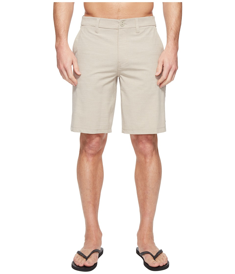 Rip Curl - Mirage Jackson Boardwalk Walkshorts (Khaki) Men's Shorts
