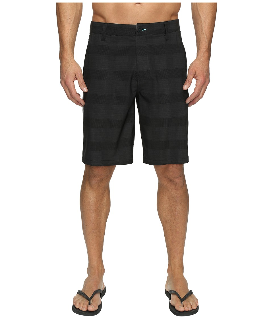 Rip Curl Mirage Declassified Walkshorts (Black) Men