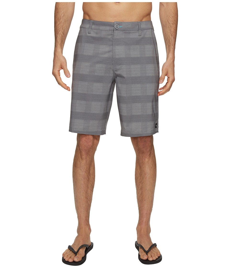 Rip Curl Mirage Declassified Walkshorts (Charcoal) Men