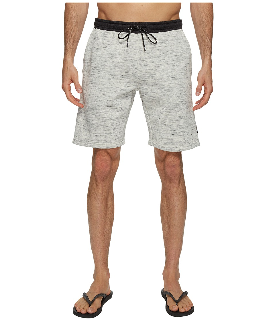 Rip Curl - Crypto Fleece Walkshorts (Off-White) Men's Shorts
