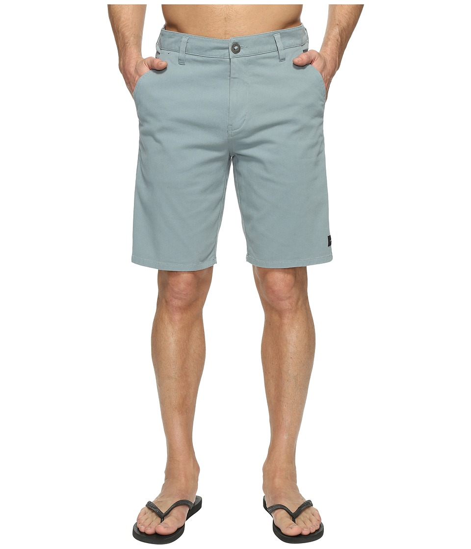 Rip Curl - Epic Stretch Chino Walkshorts (Aqua) Men's Shorts