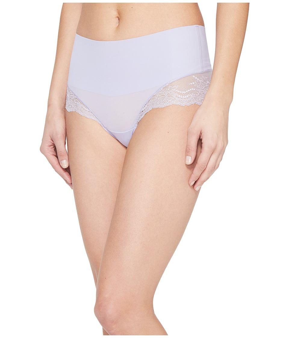 Spanx - Undie-tectable Lace Hi-Hipster (French Lavendar) Women's Underwear