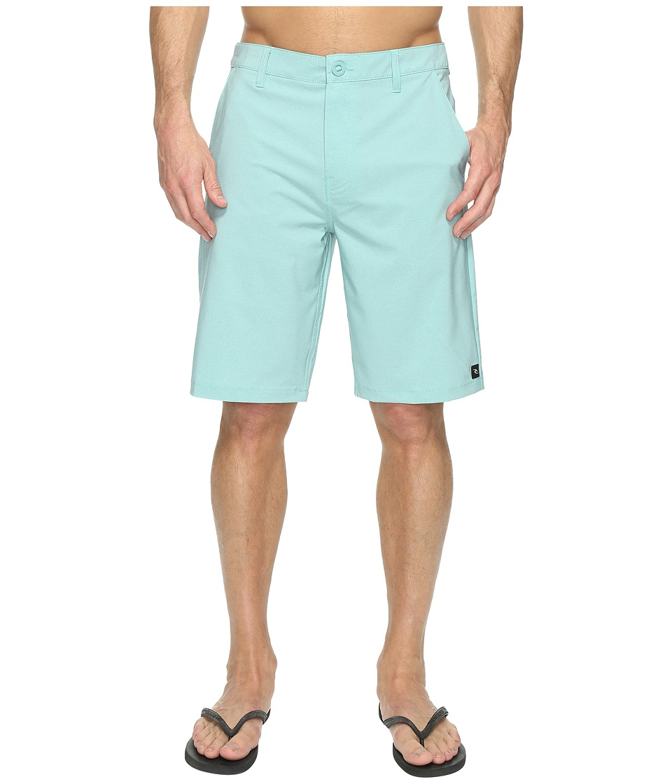 Rip Curl Mirage Phase Boardwalk Walkshorts (Aqua) Men