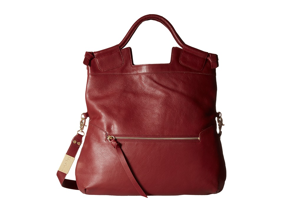 Foley & Corinna - Mid City Tote (Rouge) Tote Handbags