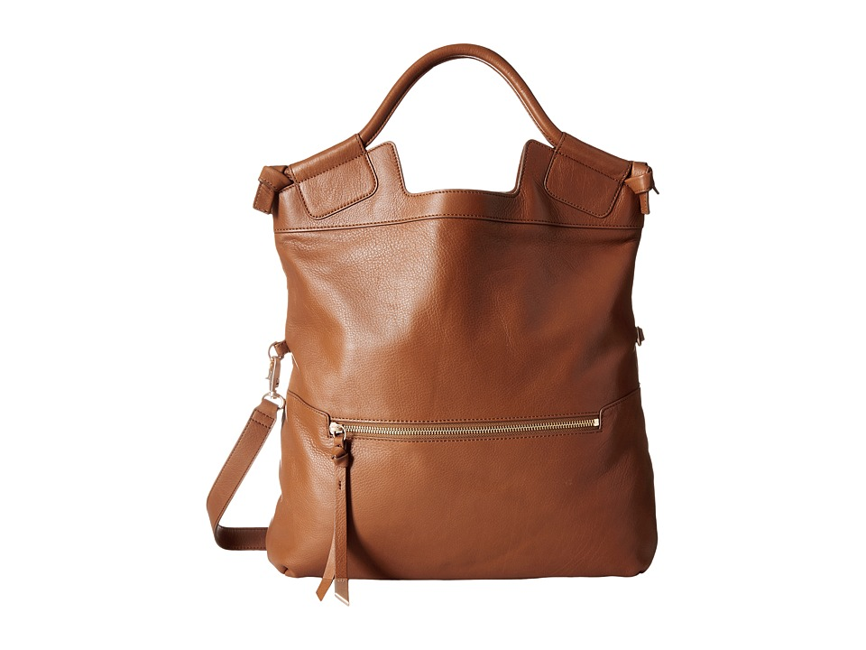 Foley & Corinna - Mid City Tote (Honey Brown) Tote Handbags