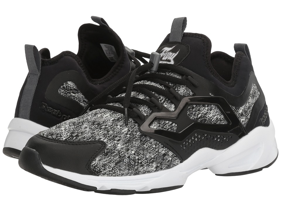 Reebok - Fury Adapt Ma (Black/Alloy/White) Men's Shoes