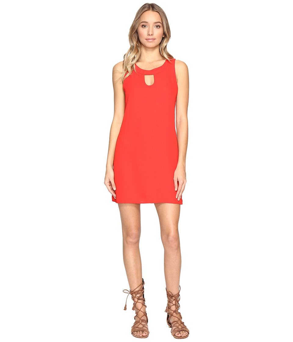 Lucy Love - Eve Dress (Red Love) Women's Dress