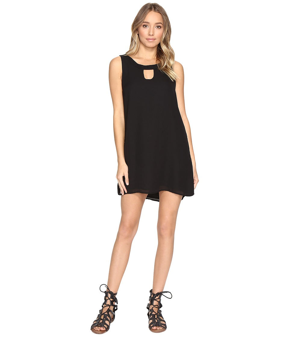Lucy Love - Eve Dress (Black) Women's Dress