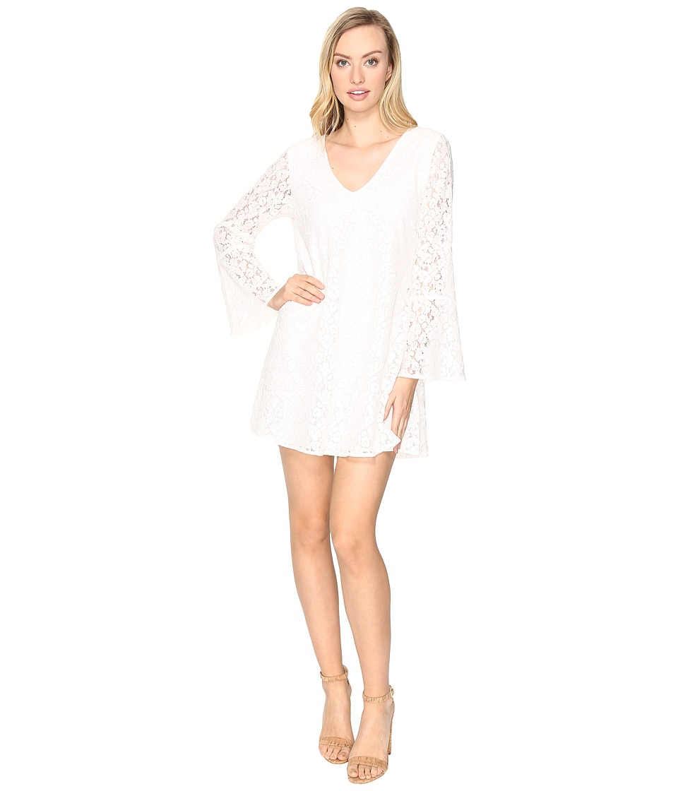 Lucy Love - Moonchild Dress (White) Women's Dress