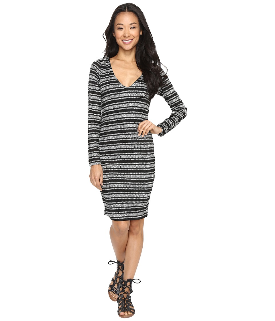 Lucy Love - New Mindset Dress (Black Out) Women's Dress