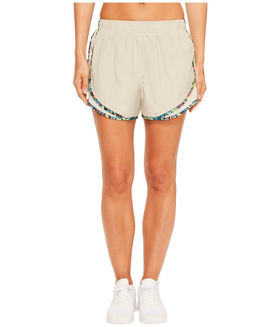 Nike - Dry Tempo Short (Pale Grey/Wolf Grey/Wolf Grey) Women's Shorts