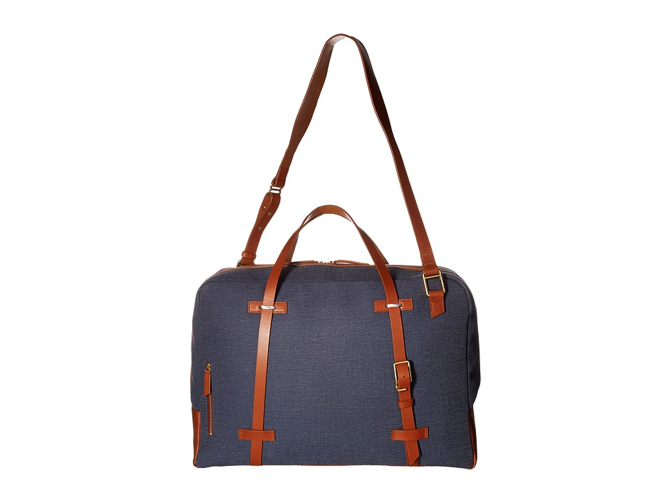 Miansai - Monroe Weekender (Indigo) Weekender/Overnight Luggage