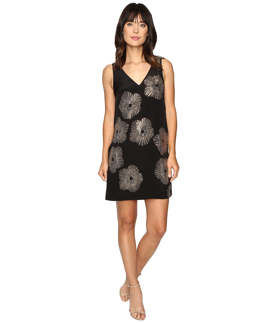 Trina Turk - Glitterati Dress (Black) Women's Dress
