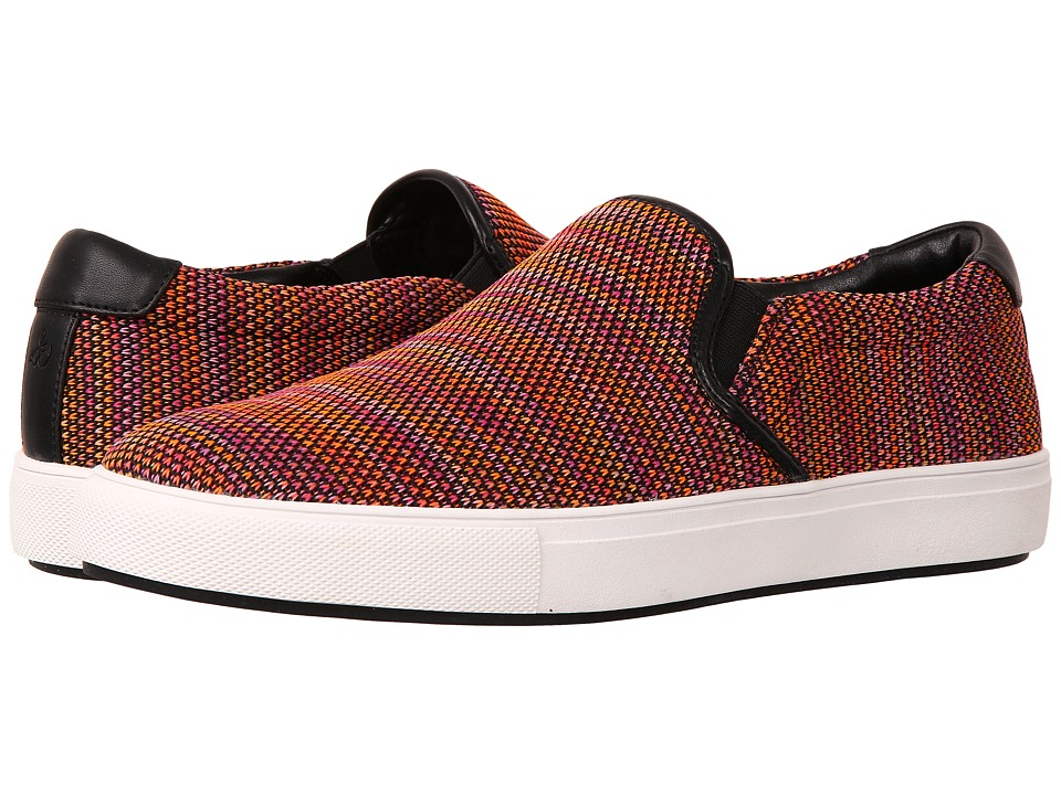 Sam Edelman - Cameron (Red Knitted) Men's Slip on Shoes