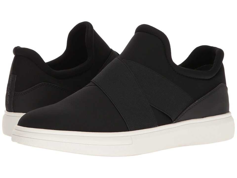 Sam Edelman - Jamie (Black Lycra/Matte) Men's Shoes