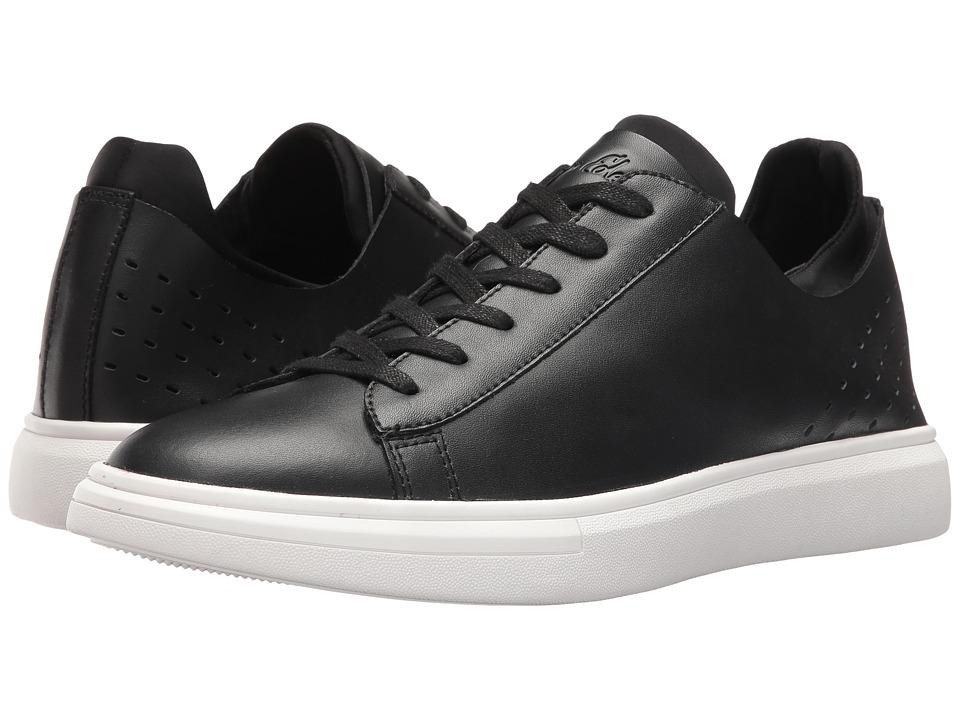 Sam Edelman - Jared (Black/White Action Leather/Lycra) Men's Shoes