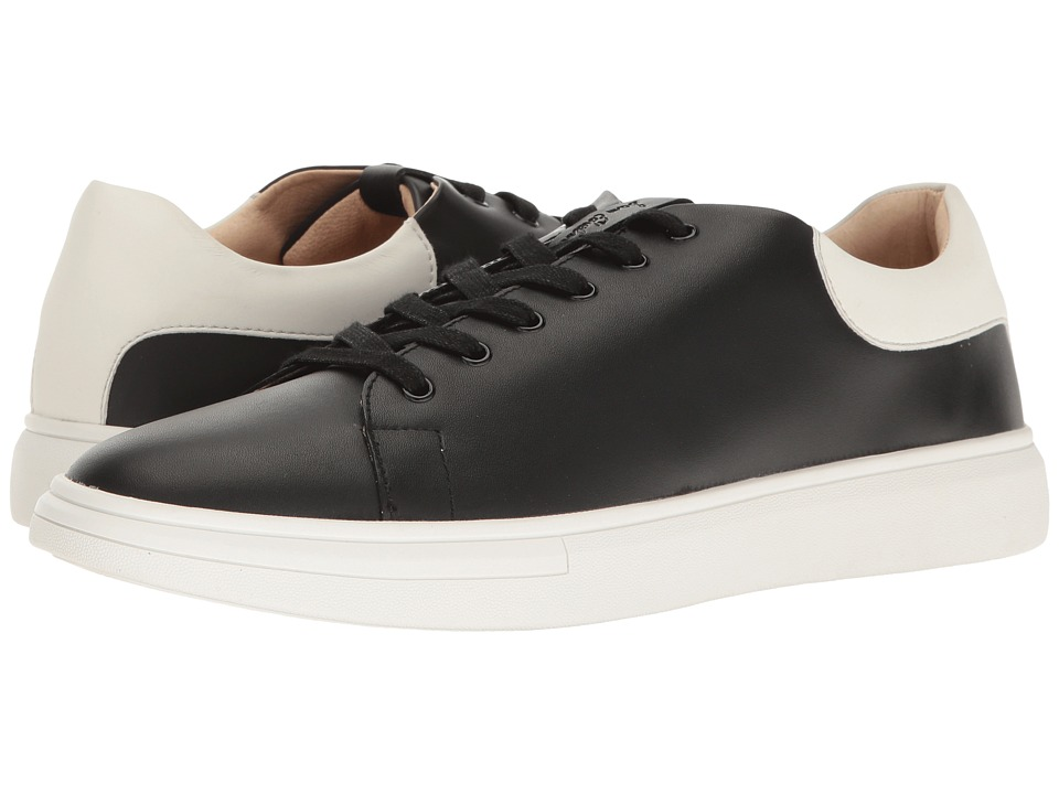 Sam Edelman - Jimmy (Black/White Action Leather Matte) Men's Lace up casual Shoes