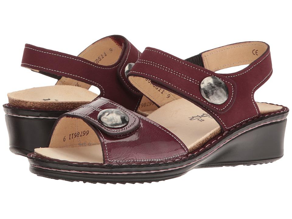 Finn Comfort - Alanya (Amarena) Women's Sandals