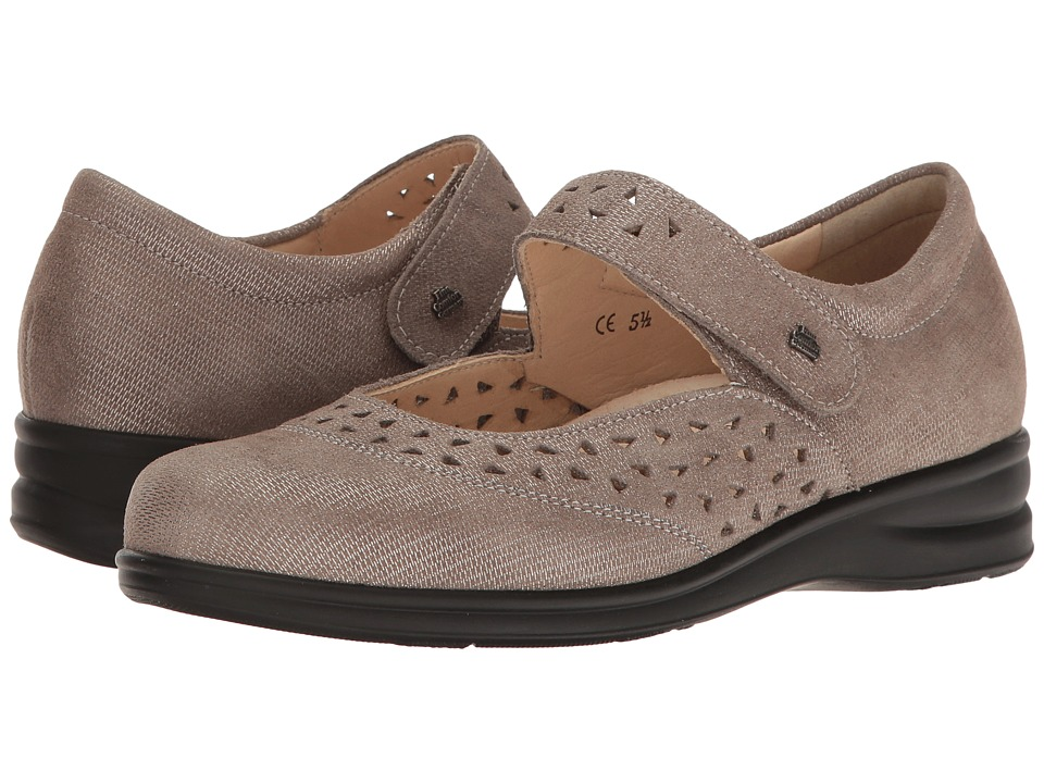 Finn Comfort - Anzio (Fango) Women's Shoes