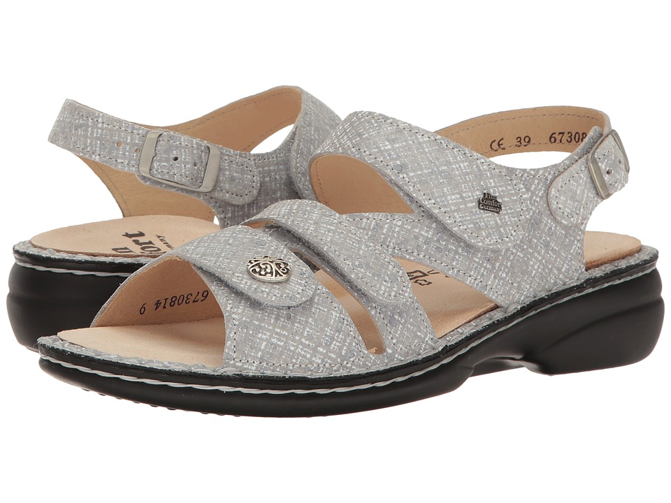 Finn Comfort - Gomera - 82562 (Grey) Women's Sandals