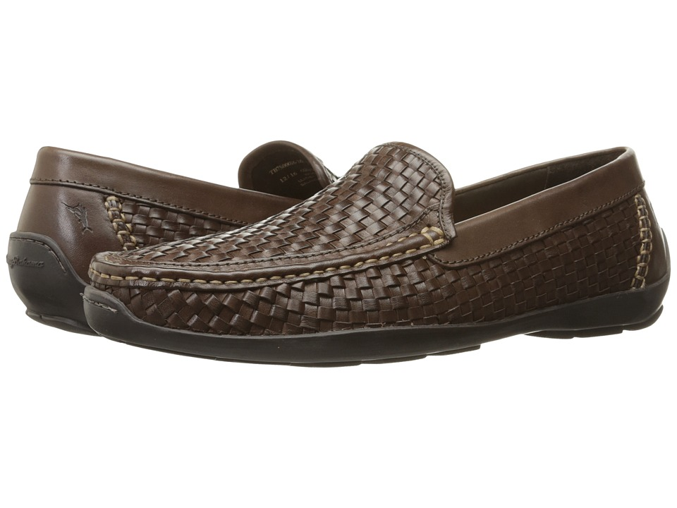 Tommy Bahama - Orson (Dark Brown 2) Men's Slip on Shoes