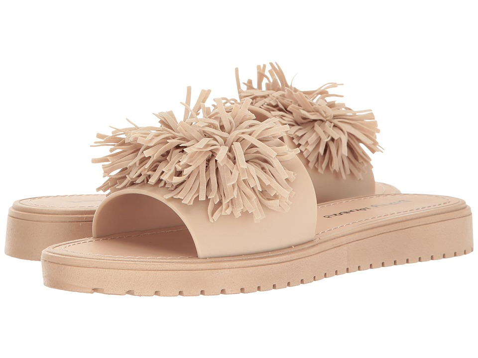 Dirty Laundry - Paseo Jelly Pool Slide (Natural) Women's Sandals