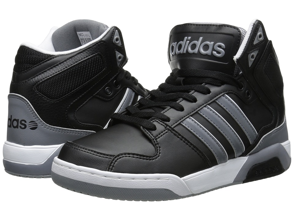 adidas - BB9TIS (Black/Grey/White) Men's Shoes
