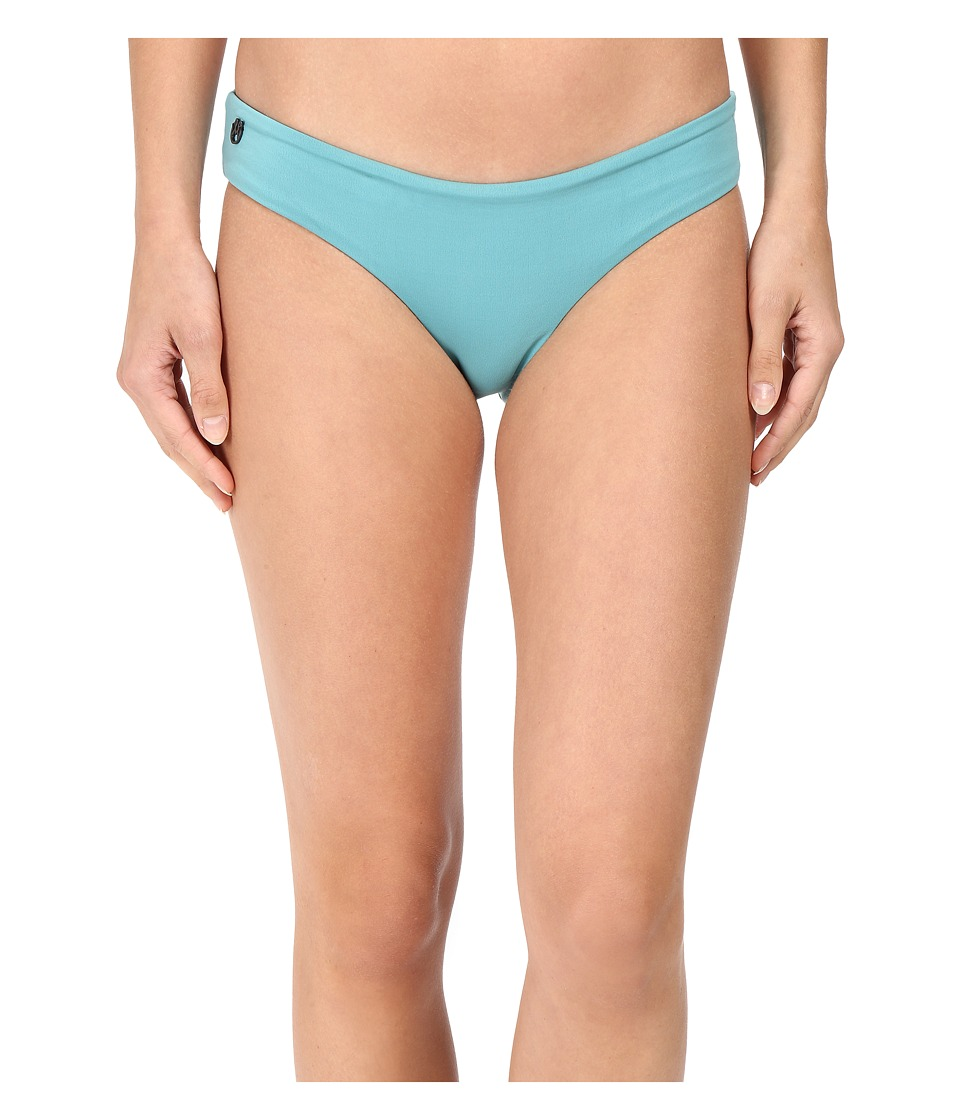 Maaji - Sublime Signature Cut Bottoms (Turquoise/Aqua) Women's Swimwear