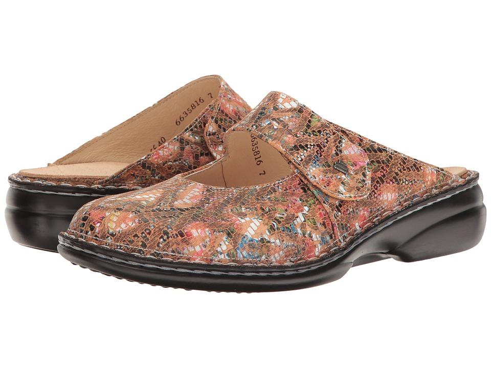 Finn Comfort - Stanford (Multi) Women's Clog/Mule Shoes